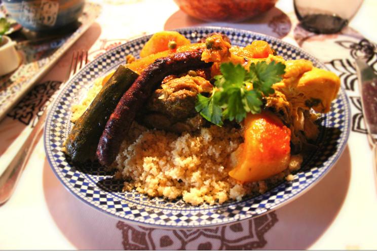 Essaouira-couscous