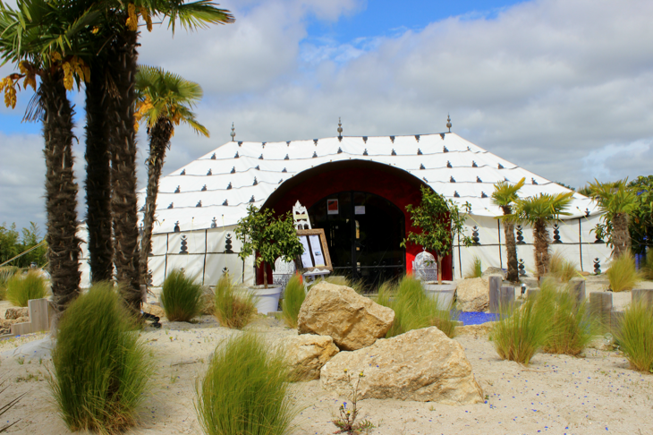 Essaouira-tente